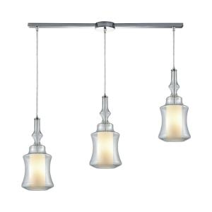 Alora - Three Light Linear Mini Pendant