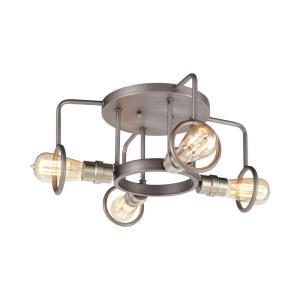 Billings - Four Light Semi-Flush Mount