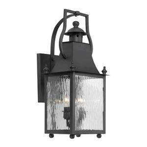 Plantation - Two Light Outdoor Wall Sconce