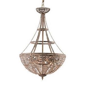 Elizabethan - Four Light Pendant