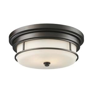 Newfield - Two Light Flush Mount