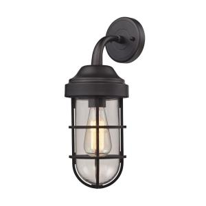"""Seaport - 16"""" One Light Wall Sconce"""