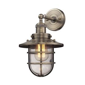 Seaport - One Light Wall Sconce