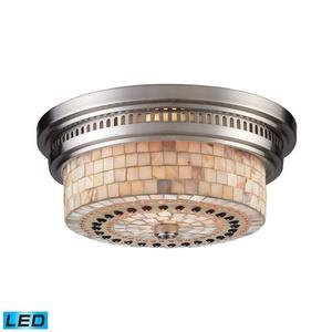 Chadwick - Two Light Flush Mount
