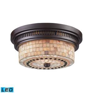 Chadwick - 13 Inch 19W 2 LED Flush Mount