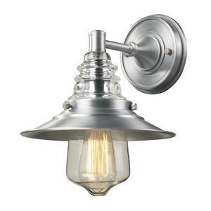 Insulator Glass - One Light Outdoor Wall Lantern