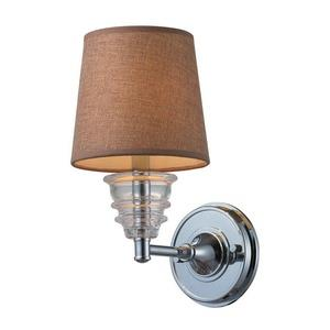 Insulator Glass - One Light Wall Sconce