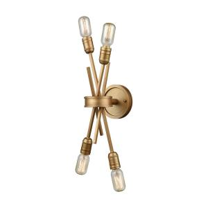 Xenia - Four Light Wall Sconce