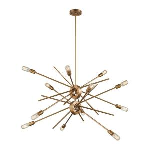 Xenia - Twelve Light Chandelier