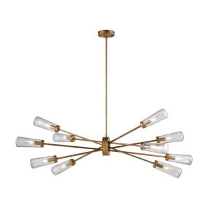 Xenia - Ten Light Chandelier