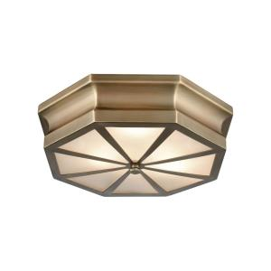 Windsor - Three Light Flush Mount