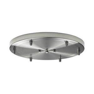Illuminare Accessory - Round Pan For 6 Lights