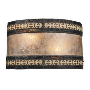 Mica Filigree - Two Light Wall Sconce