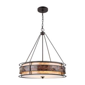 Tremont - 27 Inch Three Light Chandelier