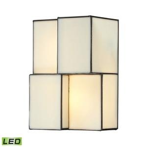 Cubist - Two Light Wall Sconce