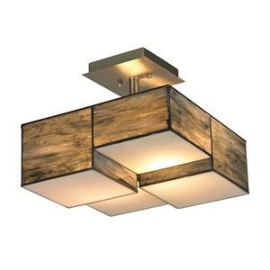 Cubist - Two Light Semi-Flush Mount