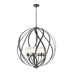 Daisy - Six Light Chandelier