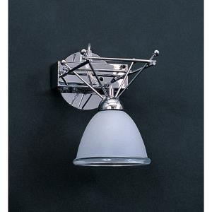 Suspension - 1 Light Wall Sconce