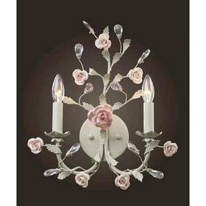 Heritage - Two Light Wall Sconce
