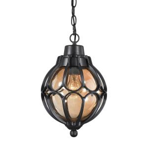 Madagascar - One Light Outdoor Pendant