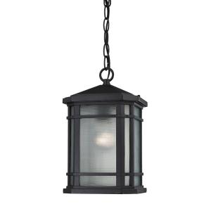 Lowell - One Light Outdoor Hanging Lantern