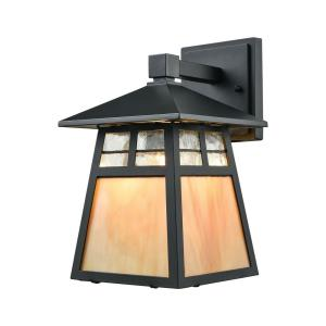 Cottage - One Light Outdoor Wall Lantern