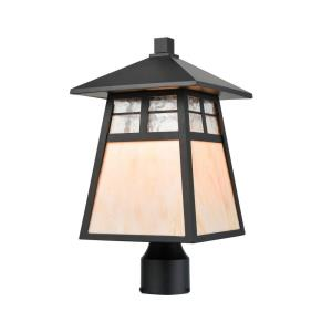 Cottage - One Light Outdoor Post Mount