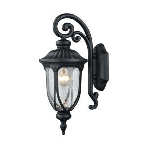 """Derry Hill - 17"""" One Light Outdoor Wall Lantern"""