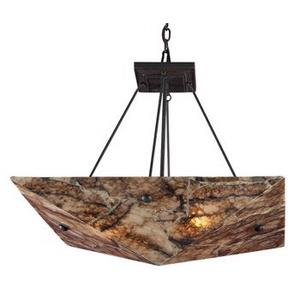 Imperial Granite - Four Light Pendant