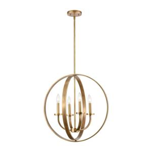 Erindale - Four Light Chandelier