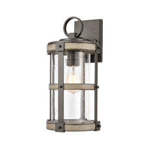 Crenshaw - One Light Outdoor Wall Sconce