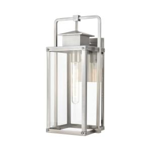 Crested Butte - One Light Outdoor Wall Sconce