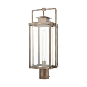 Crested Butte - One Light Outdoor Post Mount