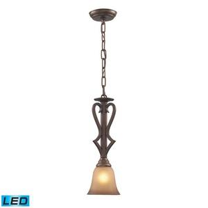 "Lawrenceville - 19"" 9.5W 1 LED Mini Pendant"