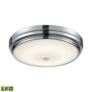 Garvey - 15.75 Inch 20W 1 LED Round Flush Mount