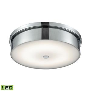 Towne - 15 Inch 20W 1 LED Round Flush Mount