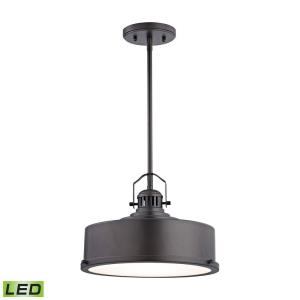 Rexford - 13 Inch 18W 1 LED Pendant