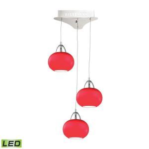 Ciotola - 10 Inch 15W 3 LED Mini Pendant
