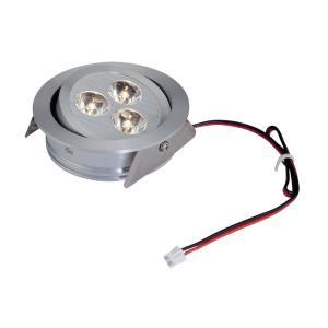 "Tiro - 3.1"" 3W 3 LED Directional Downlight"