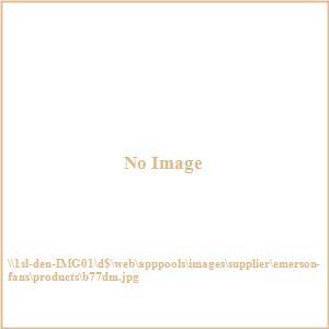 "Carrera Grande 22"" Dark Mahogany Solid Wood Blade - Set Of 5 Blades"