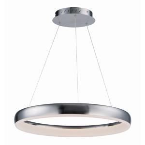Innertube - 23.5 Inch 28W 1 LED Pendant
