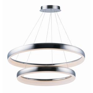 """Innertube - 31.5"""" 68W 2 LED 2-Tier Pendant"""