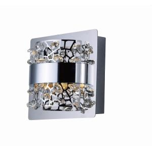 Tiara - 6.25 Inch 4.5W 1 LED Wall Sconce