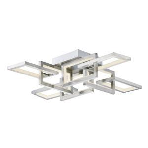 Link - 29.25 Inch 392W 8 LED Flush Mount