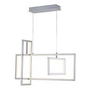 Link - 31.5 Inch 120W 3 LED Pendant
