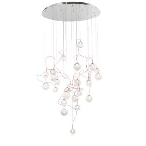 Bobble-36W 24 LED Pendant-31.5 Inches wide by 48.25 inches high