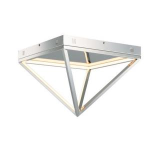 Pyramid-28W 1 LED Flush Mount-15.75 Inches wide by 12 inches high
