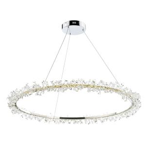 Bracelet-30W 1 LED Pendant-34 Inches wide by 3 inches high