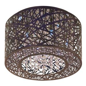 Inca - Seven Light Flush Mount