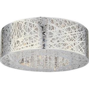 Inca - Nine Light Flush Mount